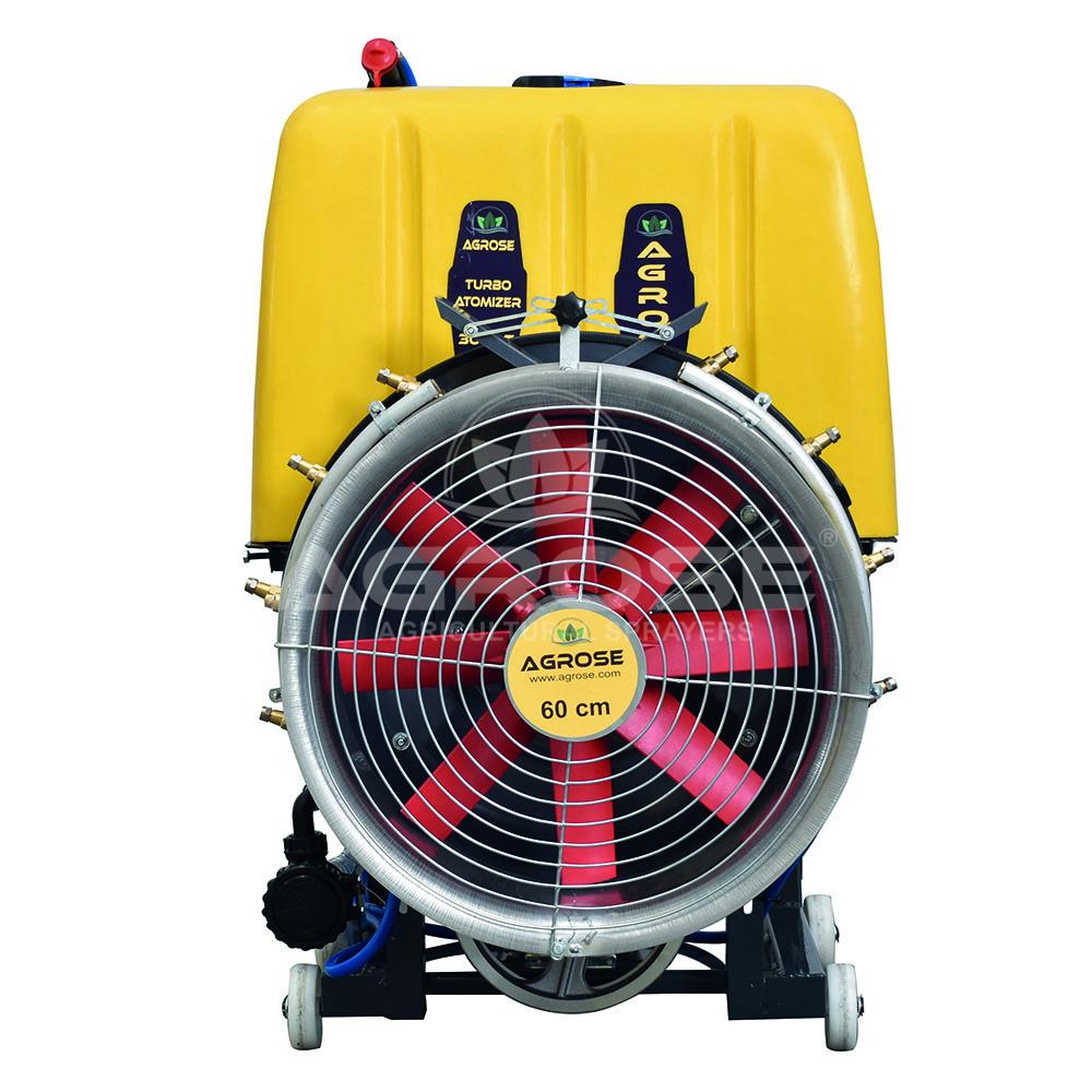 Подвесные Опрысливатель  С вентилятором  300 литров 60  См.