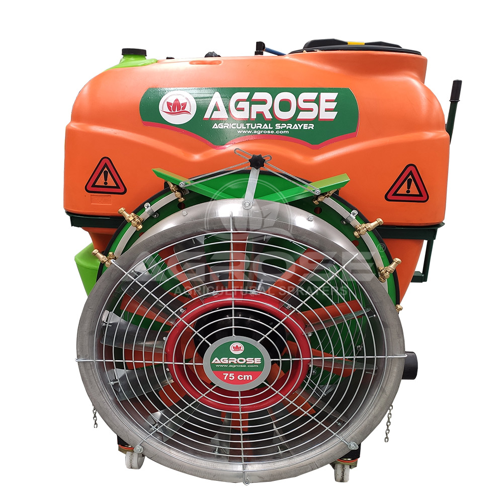 Asılır Tip Turbo Atomizer 600 Litre 75 Cm.Şanzımanlı