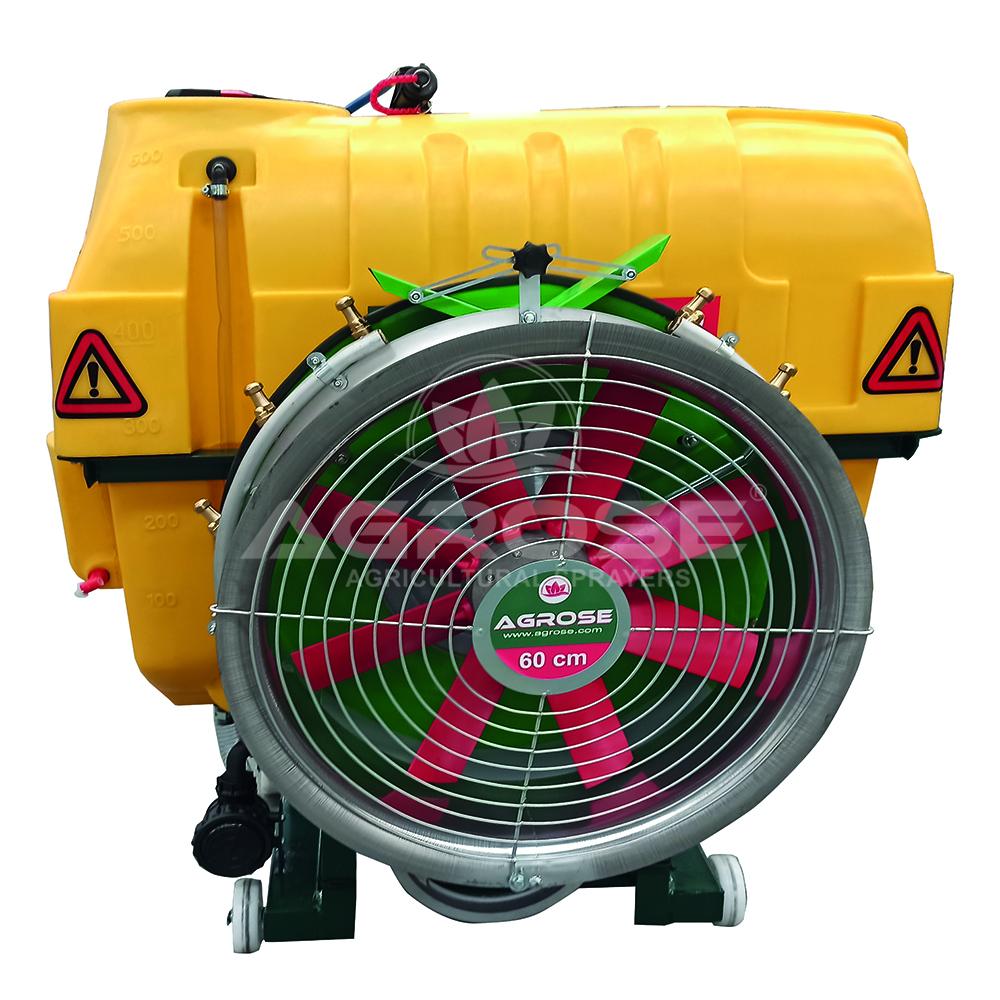 Asılır Tip Turbo Atomizer 600 Litre 60 Cm.