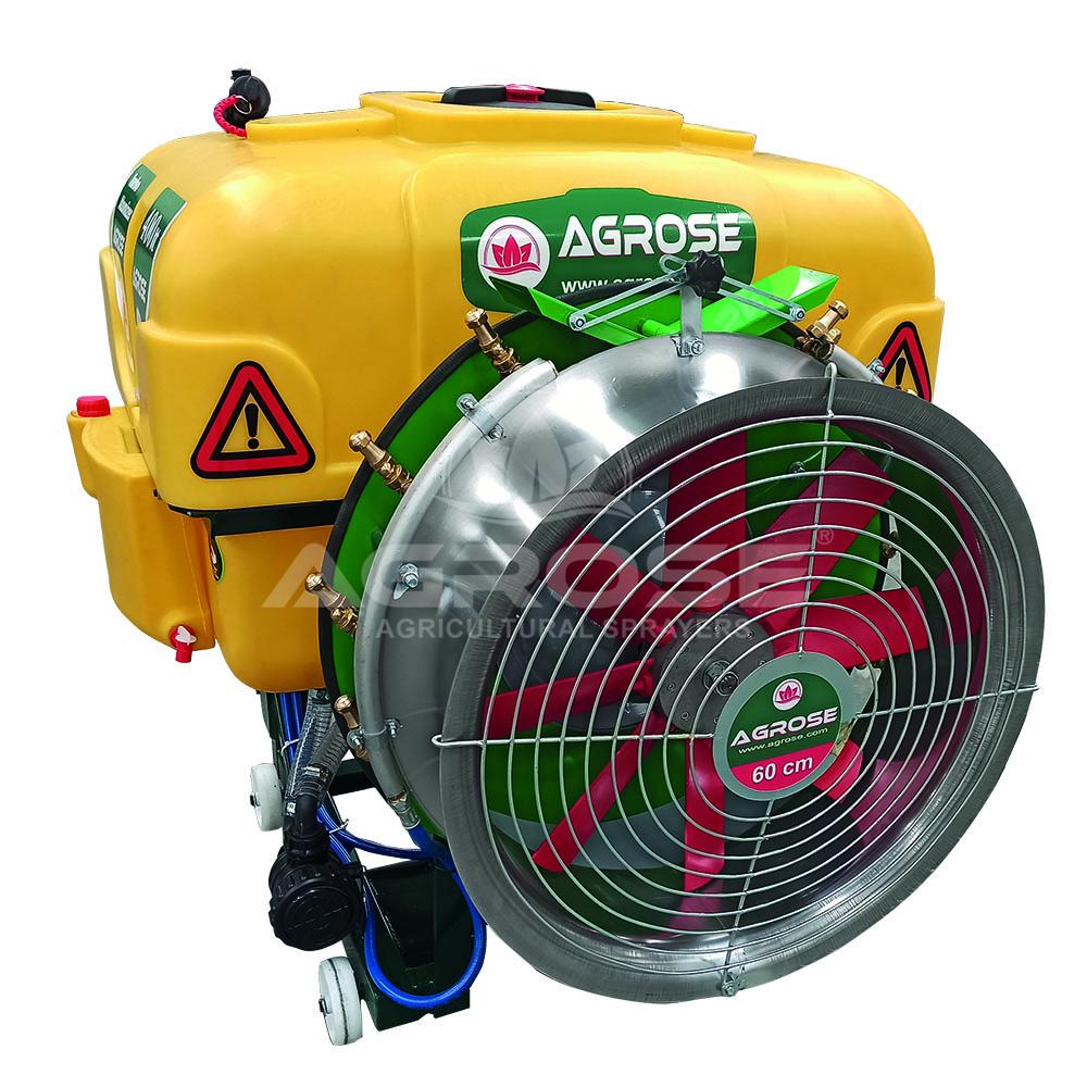 Asılır Tip Turbo Atomizer 400 Litre 60 Cm.