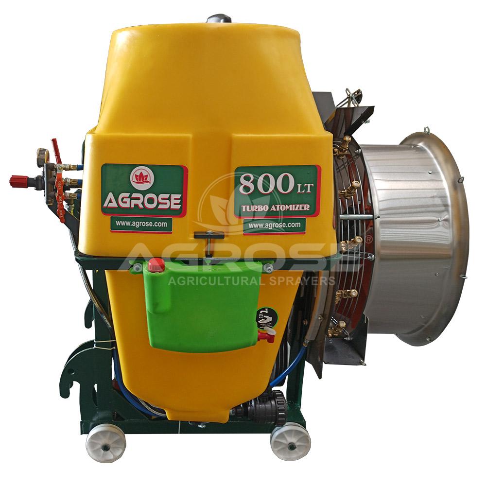Asılır Tip Turbo Atomizer 800 Litre 60 Cm.