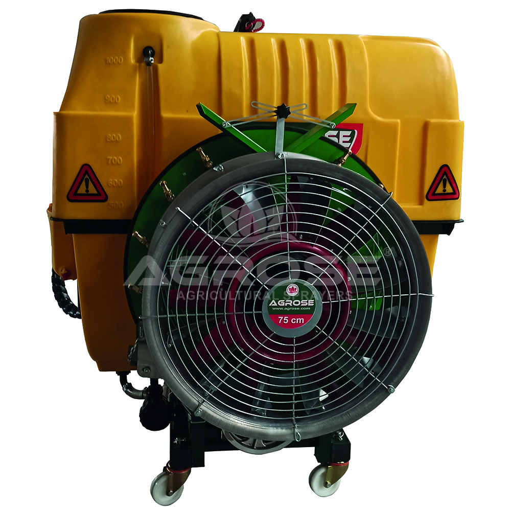Asılır Tip Turbo Atomizer 1000 Litre 75  Cm.
