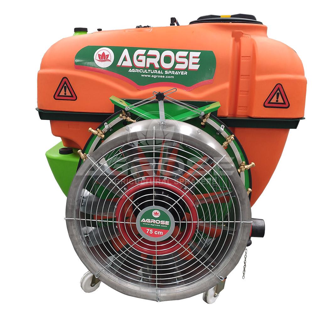 Asılır Tip Turbo Atomizer 800 Lt. 75 cm Fan Şanzımanlı