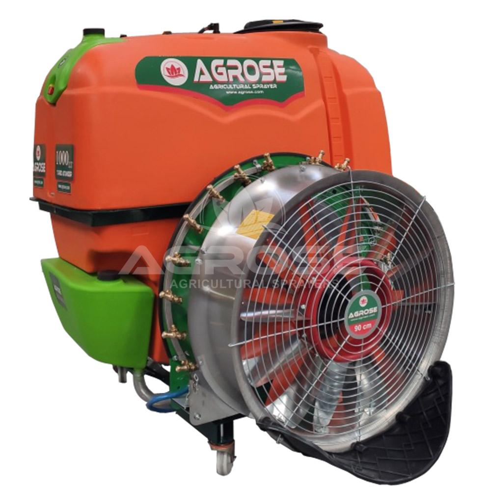 Asılır Tip Turbo Atomizer 1000 Lt. 90 Cm.Şanzımanlı