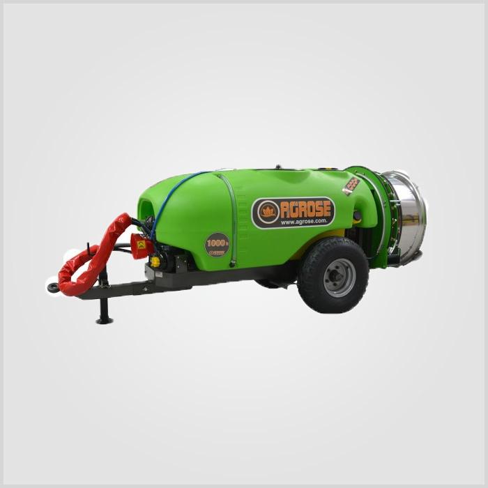 Çekilir Tip Turbo Atomizer 1000 Litre 90 Cm.