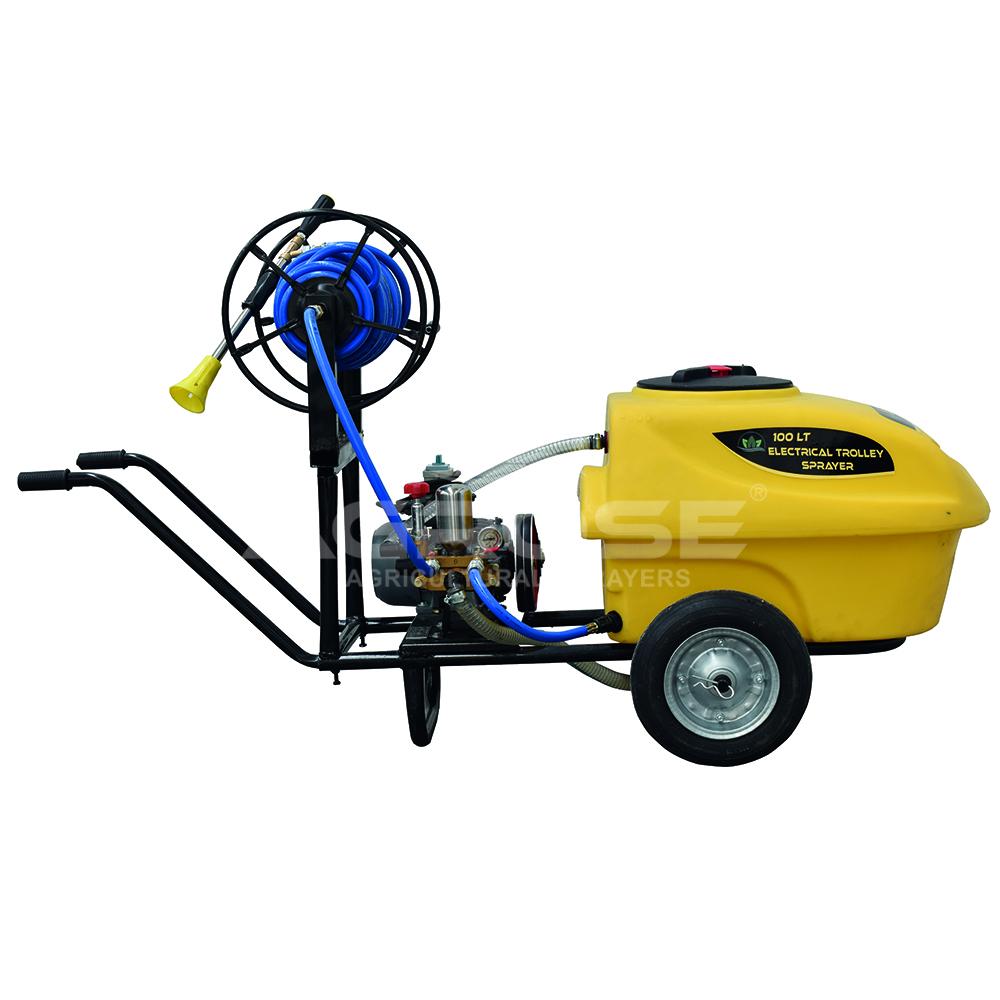 Carretilla Pulverizador 100 Lt. (Electrico)
