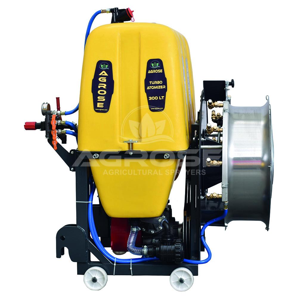 Mounted Type Turbo Atomizer 300 Liter