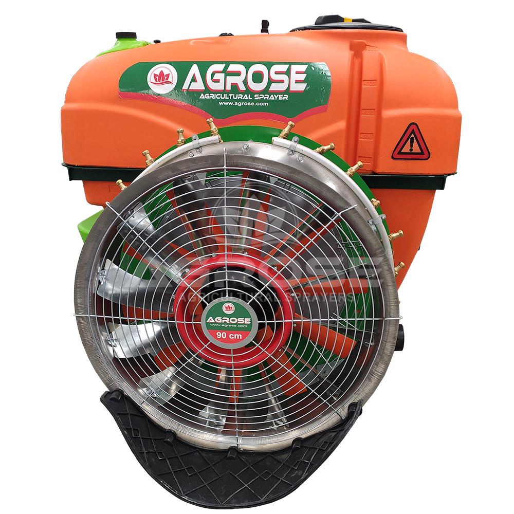 Asılır Tip Turbo Atomizer 800 Lt. 90 Cm.Şanzımanlı