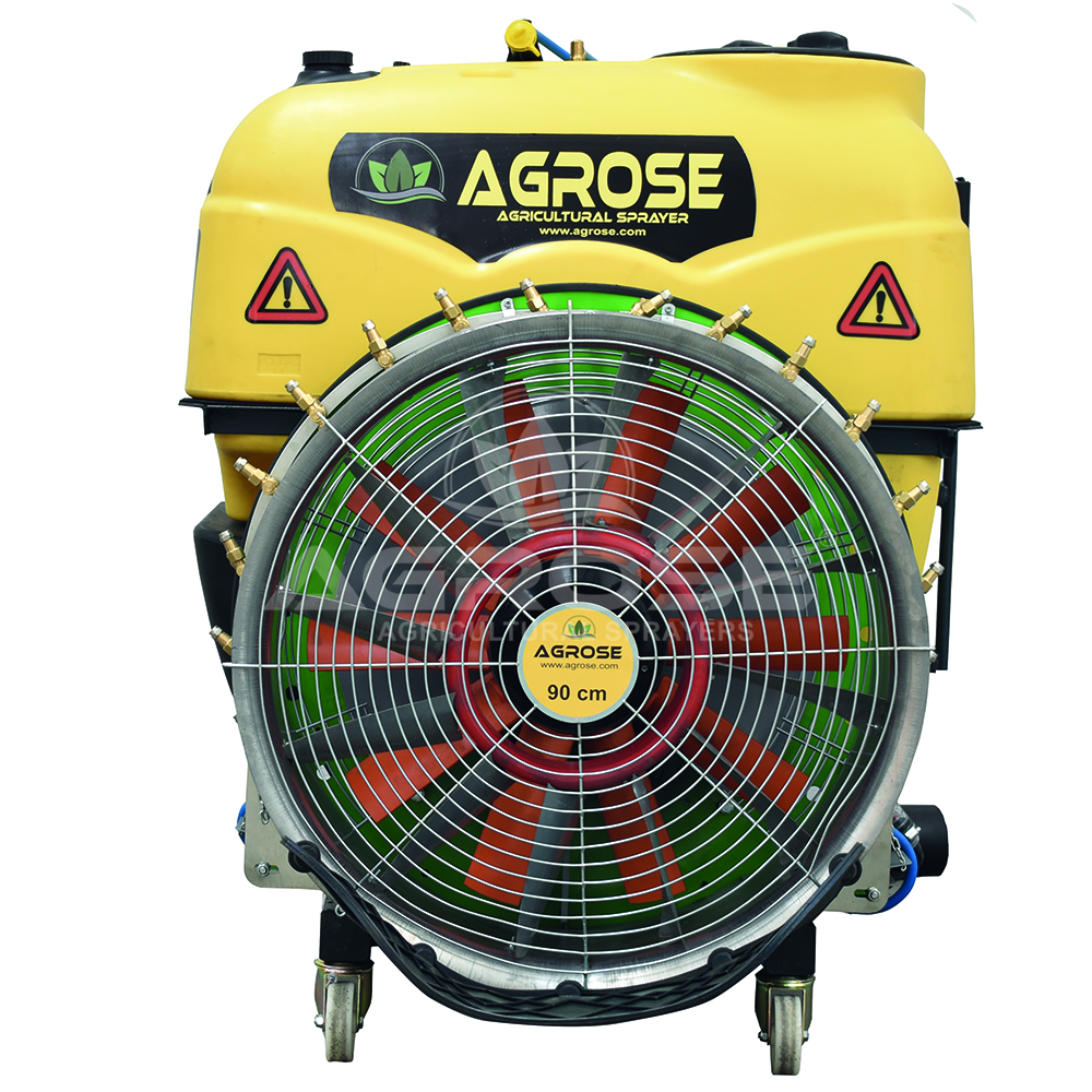 Подвесные Опрысливатель  С вентилятором  600 литров 90  См.