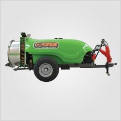 Trailed Type Turbo Atomizer 1600 Liter - Polyester
