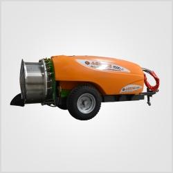 Çekilir Tip Turbo Atomizer 2000 Litre